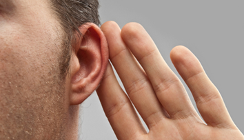 Problemi di udito?